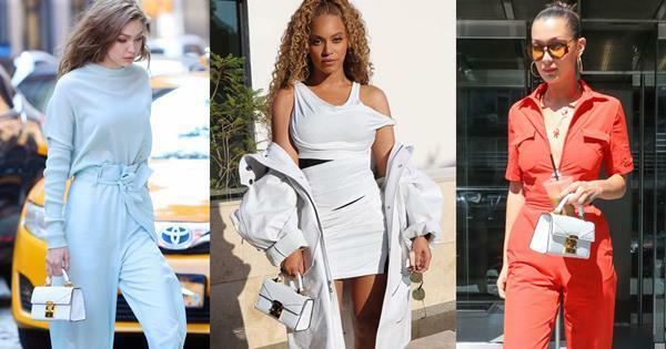 ác thiết kế của Stalvey chinh phục nhiều ngôi sao như Beyoncé, Rihanna, Ariana Grande, Jennifer Lopez, Kylie Jenner, Selena Gomez, Priyanka Chopra, Gigi Hadid, Kaia Gerber, Naomi Campbell...