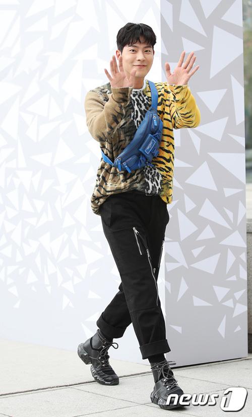 Nam diễn viên Hong Jong Hyun.