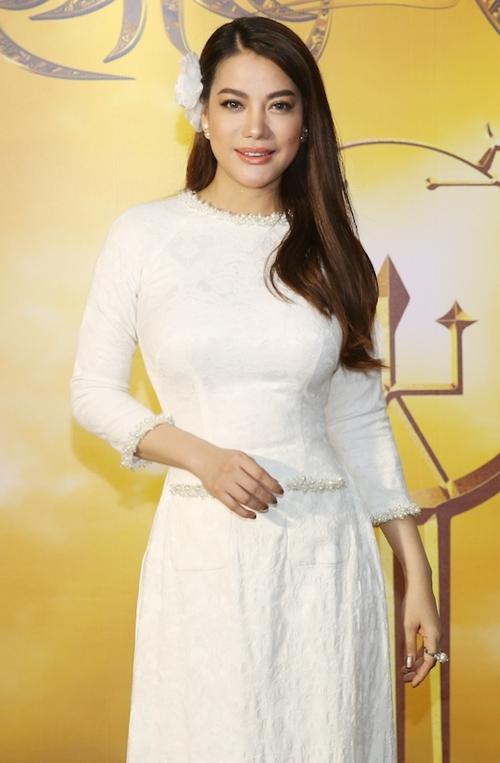 NSX - diễn viên Trương Ngọc Ánh.