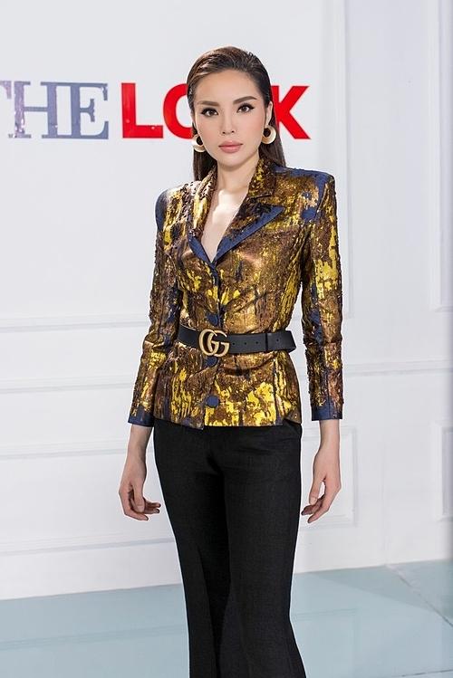 Trong hai năm 2017 - 2018, Kỳ Duyên khẳng định bản lĩnh, chuyên môn khi đảm nhận vai trò giám khảo, HLV ở hai cuộc thi là The Look và Siêu mẫu Việt Nam. Đồng thời, người đẹp là gương mặt hàng đầu trong các show thời trang uy tín. Cô thường xuyên được các NTK giao cho vị trí first-face hay vedette.