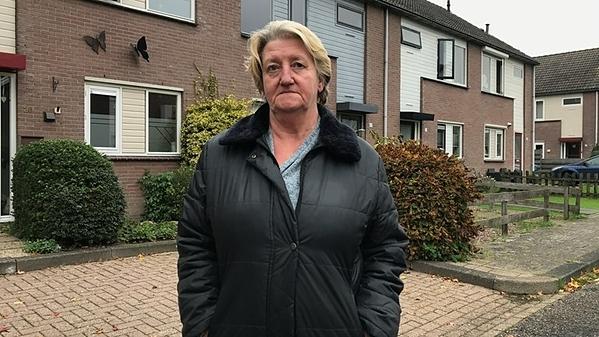 Bà Sandra Soer, hàng xóm cũ của Gerrit hồi ởHasselt,Bỉ. Ảnh: RTV.
