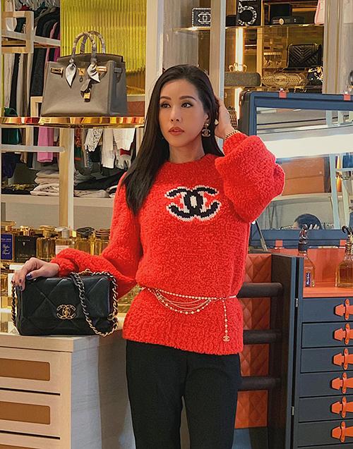 Trong căn biệt thự triệu đô, Hoa hậu Phu nhân người Việt toàn cầu 2012