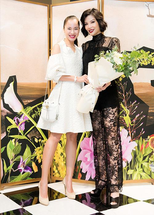 Á hậu 2 cuộc thi Hoa hậu Toàn quốc năm 1998 Ngô Thúy Hà.