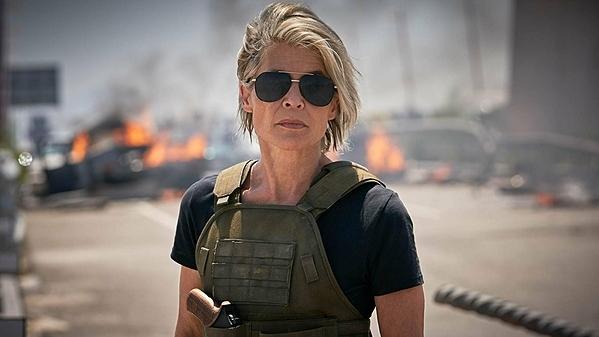 Phiên bản già gân của Linda Hamilton trong phần Kẻ hủy diệt mới nhất.