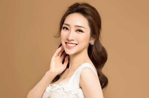 Nụ cười rạng rỡ là điểm dễ nhận biết ở bạn gái của Chi Bảo.