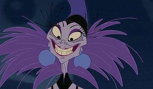 Bạn còn nhớ các nhân vật phản diện trong phim Disney? (1)