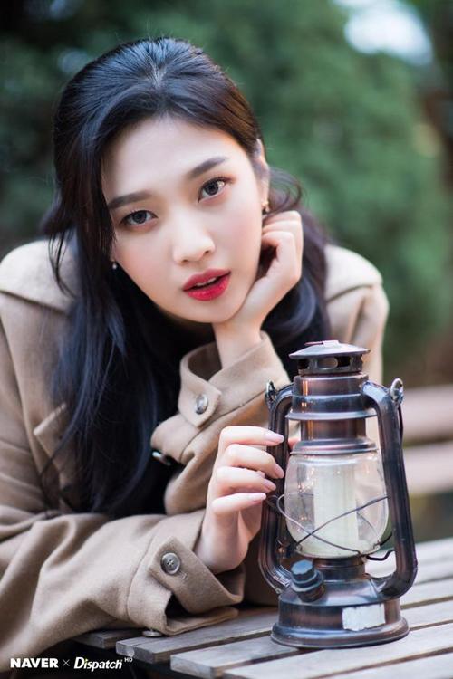 Joy là thành viên gặt hái được nhiều thành công nhất trong nhóm Red Velvet khi lấn sân sang lĩnh vực phim ảnh. Với tính cách tươi sáng và đáng yêu, Joy cho thấy tiềm năng lớn trong việc trở thành một idol thành công với sự nghiệp diễn xuất nhưSuzy. Trong bộ phimThe Great Seducer, Joyđảm nhận vai chính.