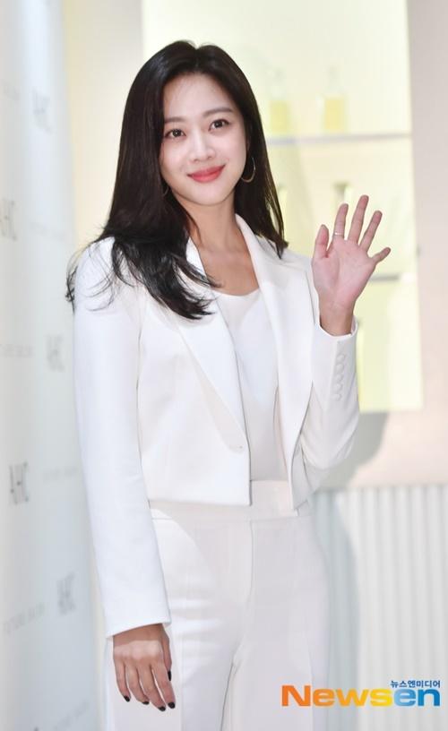 Nữ diễn viên Jo Bo Ah.