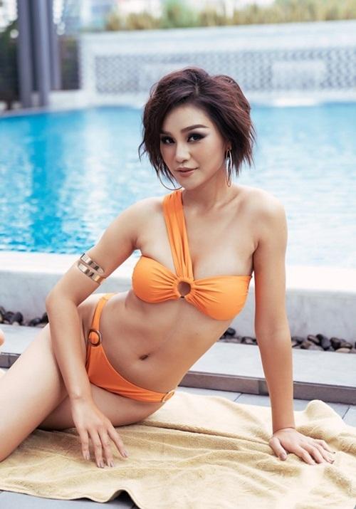 Lê Thu Trang nằm trong số những thí sinh có điểm tích lũy cao của cuộc thi.Cô cao 1,75 m và có số đo ba vòng 88-63-96 cm. Cô hiện là Đại sứ dự án Quyền trẻ em nhằm đảo bảo các trẻ em nhiễm HIV hoặc bị ảnh hưởng bởi HIV/AIDS được tiếp cận, thụ hưởng quyền trẻ em.