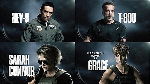 Dàn diễn viên được đánh giá cao trong phần mới nhất.