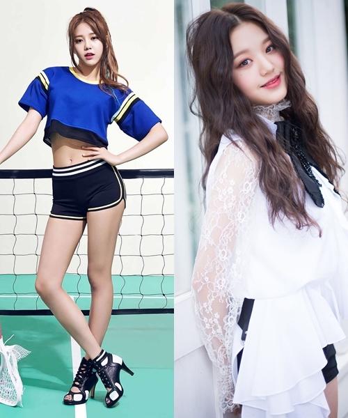 Nữ idol Kpop nào thấp hơn? - 2