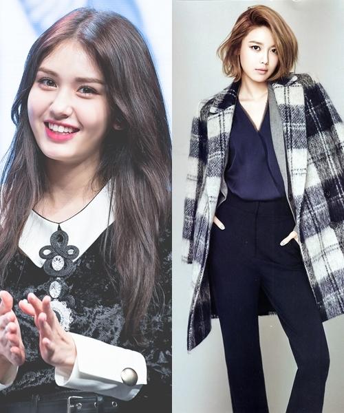 Nữ idol Kpop nào thấp hơn? - 5