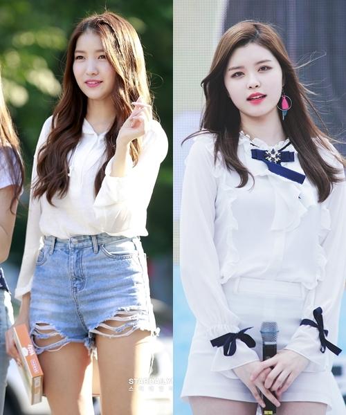 Nữ idol Kpop nào thấp hơn? - 6