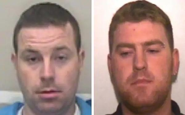 Hai anh em Ronan Hughes và Christopher Hughes . Ảnh: Essex Police.