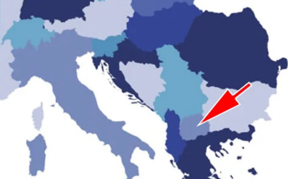 Các anh tài Địa lý thử sức nhận diện quốc gia trên bản đồ (2) - 8