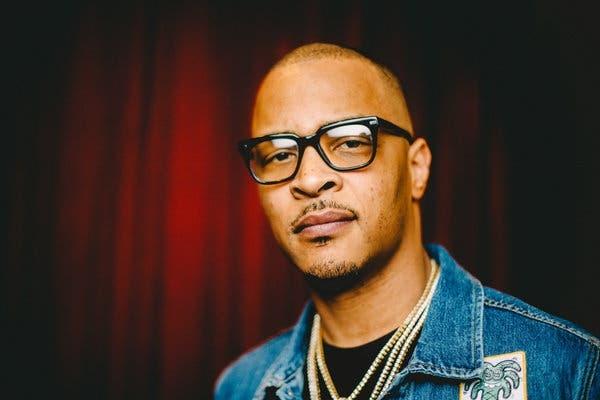 Rapper người Mỹ T.I.