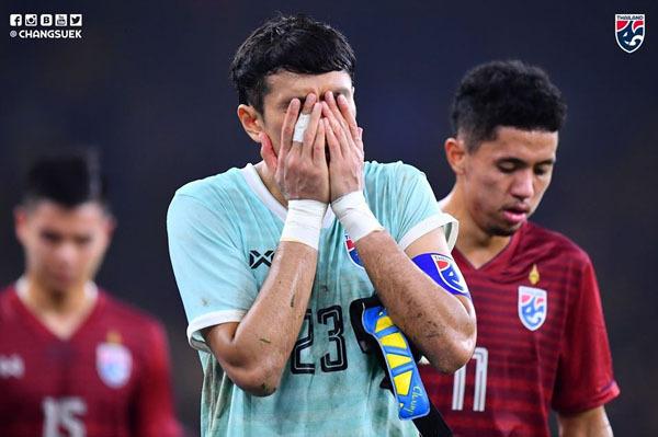 CĐV Thái Lan lo lắng cho tuyển nhà vì Việt Nam quá mạnh - 1
