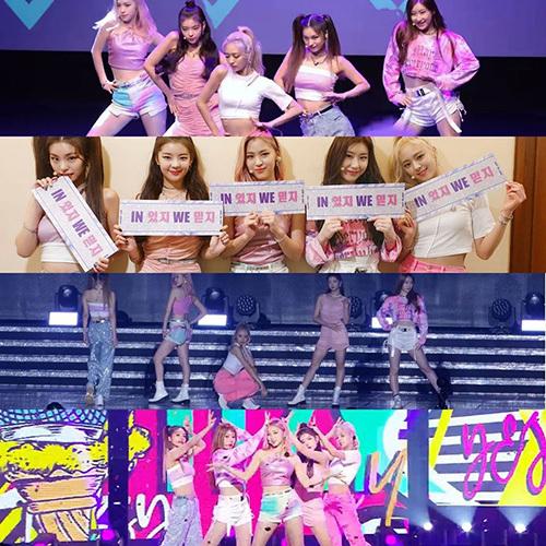 ITZY mặc đồ cũ đi sự kiện khiến fan nổi điên với JYP - 2