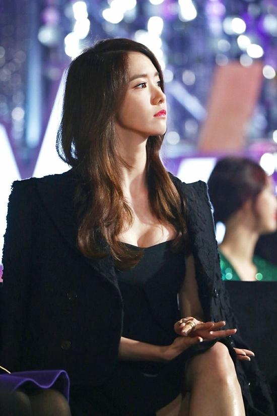 5 lần nữ thần thơ ngây Yoona gây bão vì bùng nổ sexy - 1