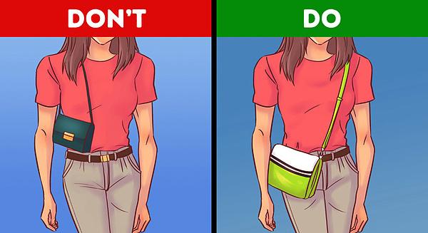 Mẹo lựa chọn túi xách tôn vóc dáng - 2
