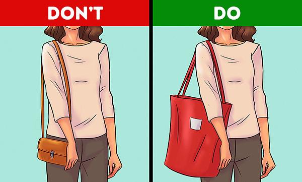 Mẹo lựa chọn túi xách tôn vóc dáng - 3