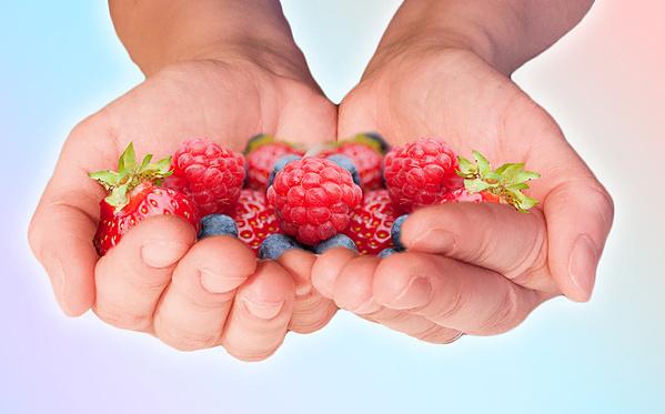 Đo lượng thức ăn cần tiêu thụ trên một bàn tay - 4