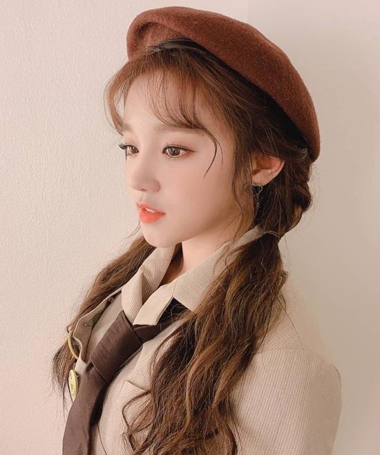 Yu Qi (G)I-DLE
