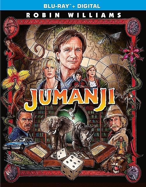 Giải mã thành công của thương hiệu Jumanji