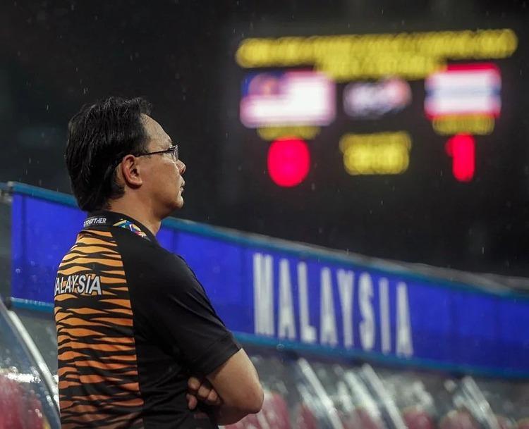 HLV trưởng U22 Malaysia Ong Kim Swee.