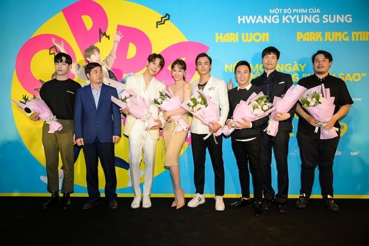 Đạo diễn Hwang Kyung Sung tiết lộ vì yêu mến Việt Nam, cũng như những bộ phim tình cảm, hài hước nên đã rủ Park Jung Min sang Việt Nam thực hiện bộ phim này.