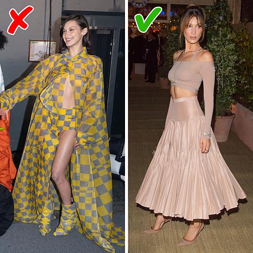 10 mẹo mặc quần áo khiến bạn biến hình - 9