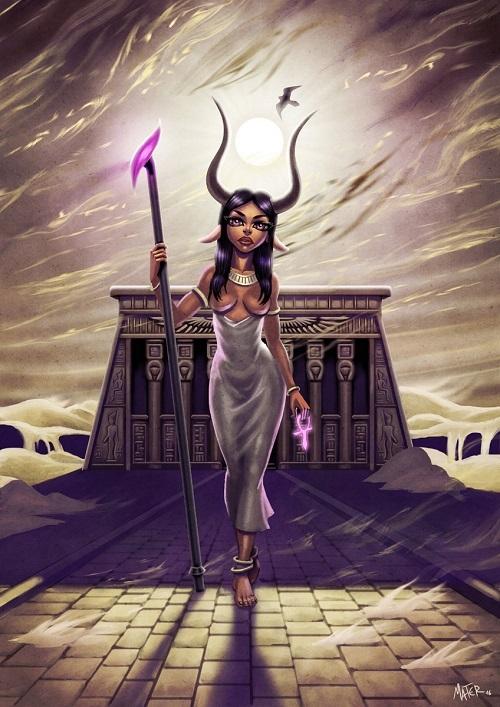 12 cung hoàng đạo với tạo hình dị nhân trong thần thoại - 1