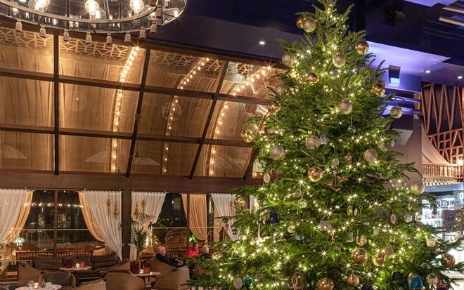 Cây thông Noel đắt giá nhất thế giới - 2