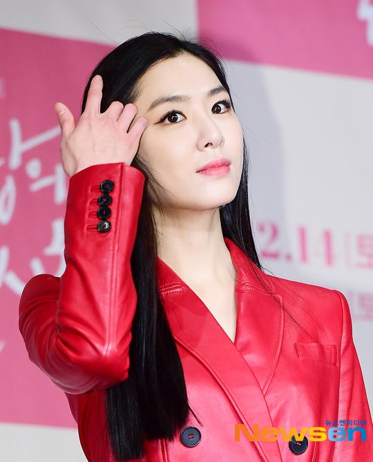 Seo Ji Hye đóng vai vợ sắp cưới của nhân vật do Hyun Bin đảm nhận.