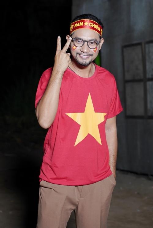 Dàn sao Lật mặt 4 tiếp lửa cho U22 Việt Nam trước chung kết - 3