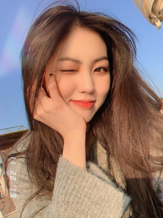 Eun Bin (CLC) cũng từng tham gia thi Produce 101.