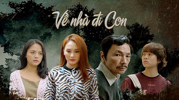 Về nhà đi con là phim truyền hình Việt được tìm kiếm nhiều nhất.