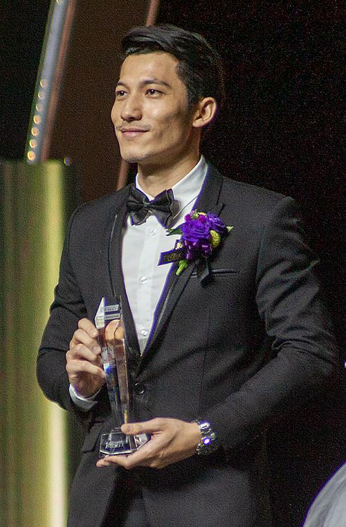 Liên Bỉnh Phát nhận giải thưởng quốc tế.