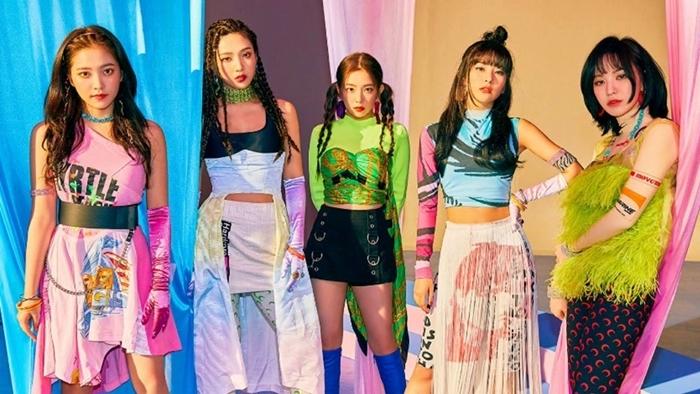 Red Velvet luôn có những concept độc đáo mỗi lần comeback.
