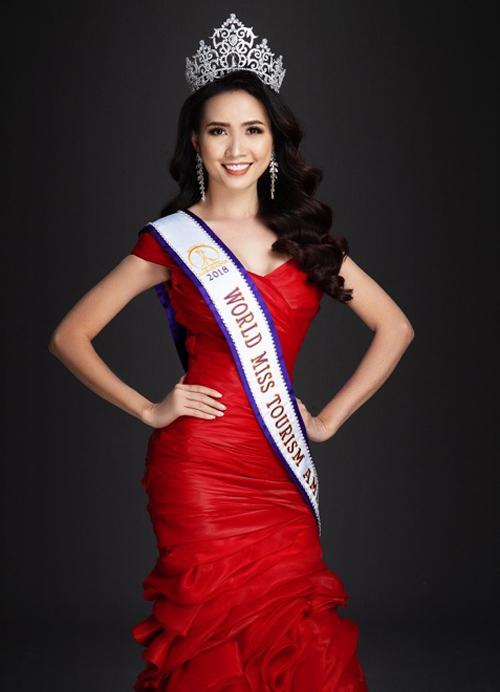Hoa hậu Đại sứ Du Lịch Thế giới Phan Thị Mơ nằm trong thành phần BGK.