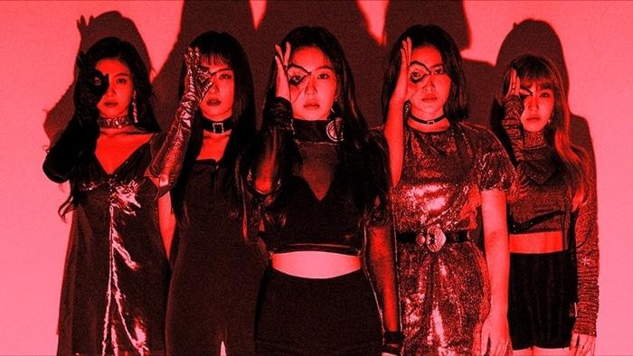 Peek-A-Boo là ca khúc ấn tượng với hình ảnh ma mị, bí ẩn của Red Velvet.