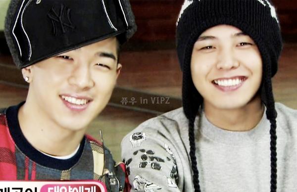 Tae Yang và G-Dragon gắn bó với YG từ nhỏ.