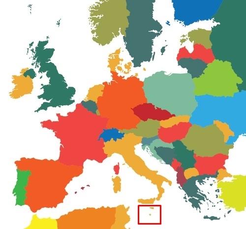Thánh địa lý có nhận ra các quốc gia này trong 10s (2) - 9
