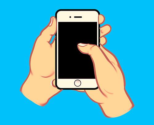Cách cầm điện thoại nói lên tính cách của bạn - 2