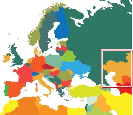 Thánh địa lý có nhận ra các quốc gia này trong 10s (2) - 7
