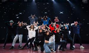 Hé lộ hình ảnh 'xịn xò' chung kết Kpop Dance For Youth