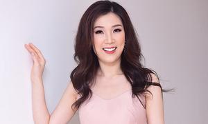Hoa hậu Phí Thùy Linh tươi tắn dự Kpop Dance For Youth 2019