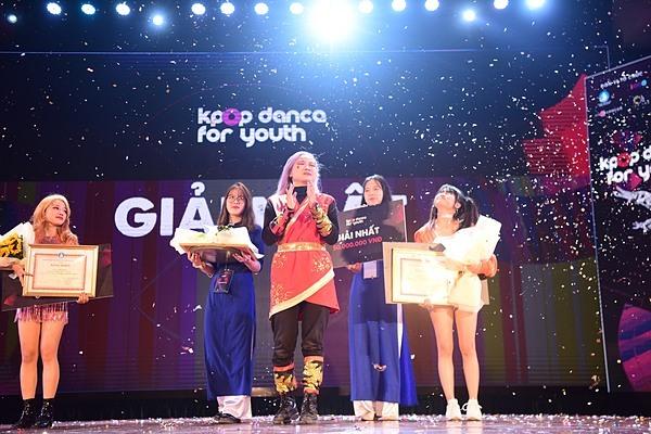 BAAT giành giải Quán quân Kpop Dance For Youth - page 2