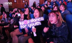 Khán giả 'sung hết nấc' với các tiết mục chung kết Kpop Dance for Youth