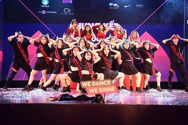 Màn thi giúp BAAT trở thành Quán quân của Kpop Dance For Youth 2019.